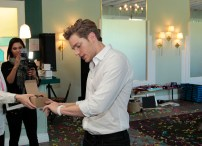FREEFORM - ABC Family Becomes Freeform today and Celebrates with a daylong multi-platform social event where fans can interact with musical artists, visual artists and talent. (Freeform/Rick Rowell) DOMINIC SHERWOOD