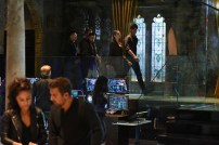 """SHADOWHUNTERS - """"Rise Up"""" - With the Institute on high alert, Jace, Clary and Isabelle are forced into taking drastic actions in """"Rise Up,"""" an all-new episode of """"Shadowhunters,"""" airing Tuesday, March 8th at 9:00-10:00 p.m., EST/PST on Freeform, the new name for ABC Family. - With the Institute on high alert, Jace, Clary and Isabelle are forced into taking drastic actions. (Freeform/John Medland) JADE HASSOUNE, STEPHANIE BENNETT, MATTHEW DADDARIO"""