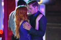 "SHADOW HUNTERS - ""This World Inverted"" - Clary finds herself is a strange reality in ""This World Inverted,"" an all-new episode of ""Shadowhunters,"" airing TUESDAY, MARCH 15 (9:00 – 10:00 p.m., EST) on Freeform, the new name for ABC Family. (Freeform/John Medland) KATHERINE MCNAMARA, DOMINIC SHERWOOD"