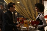 "SHADOWHUNTERS - ""Love Is a Devil"" - Max's Rune Ceremony brings everyone's fears to the forefront in ""Love Is a Devil,"" an all-new episode of ""Shadowhunters,"" airing MONDAY, FEBRUARY 20 (8:00 - 9:00 p.m. EST), on Freeform. (Freeform/Ian Watson) ALBERTO ROSENDE, ALISHA WAINWRIGHT"