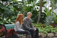 """SHADOWHUNTERS - """"You Are Not Your Own"""" - After several Shadowhunters are killed, The Institute turns to controversial methods to prevent a Downworlder uprising in ÒYou Are Not Your Own,Ó an all-new episode of ÒShadowhunters,Ó airing Monday, June 12 (8:00 - 9:00 PM EDT) on Freeform and on the Freeform app. (Freeform/John Medland) KATHERINE MCNAMARA, WILL TUDOR"""