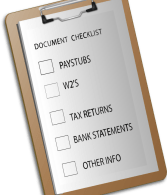 Loan Documentation Checklist