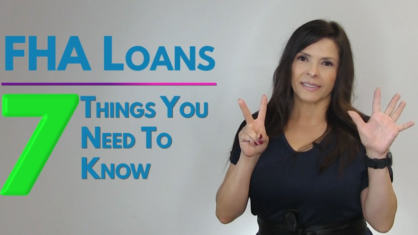 7 things you need to know about FHA loans
