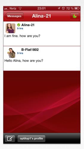 online dating tmc