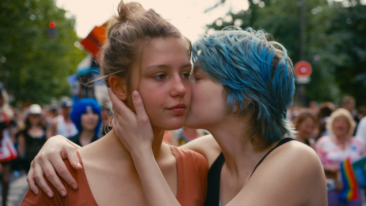 Lesbians scenes