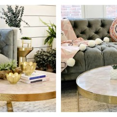 Living Room Accents With Ceiling Fan Splurge And Save The Motherchic Home