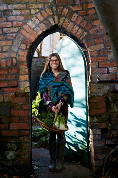 Jess Baum - at Home photographed fro Psychologies