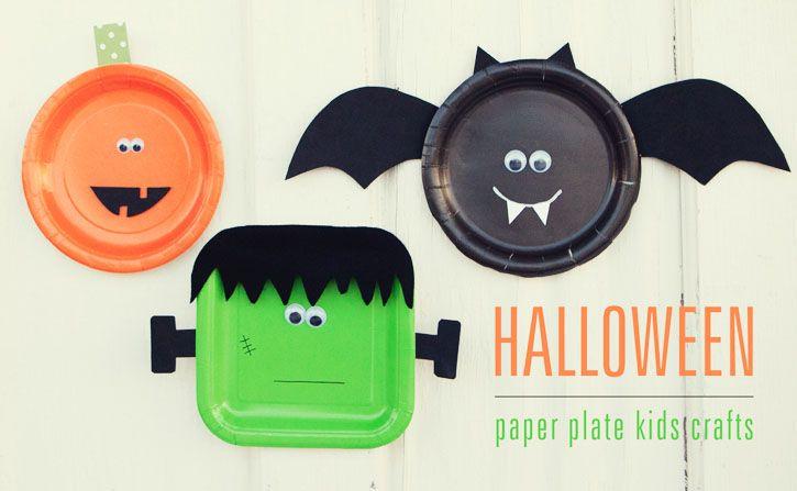Best Of Pinterest: Halloween Crafts