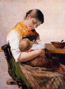 Mother-and-Child-artist-George-Jakobides