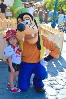 Birthday Celebration at Disneyland