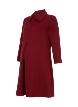 £135 Stowe Maternity Tunic Dress
