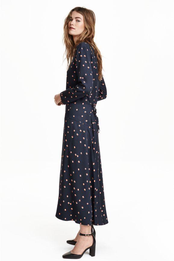 Belted Long Sleeve Dress £39.99