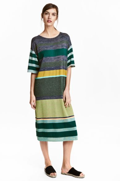 Striped Dress £24.99