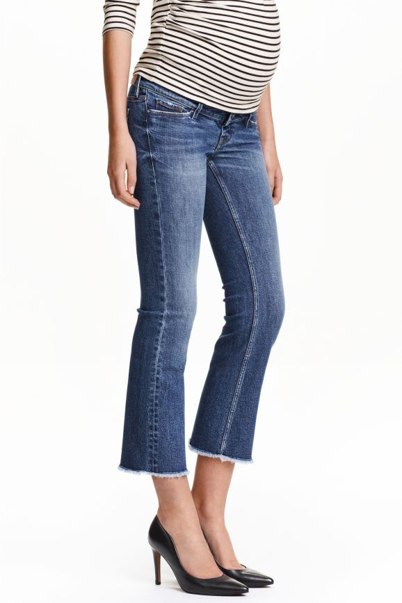 Kick Flare MAMA Jeans £29.99
