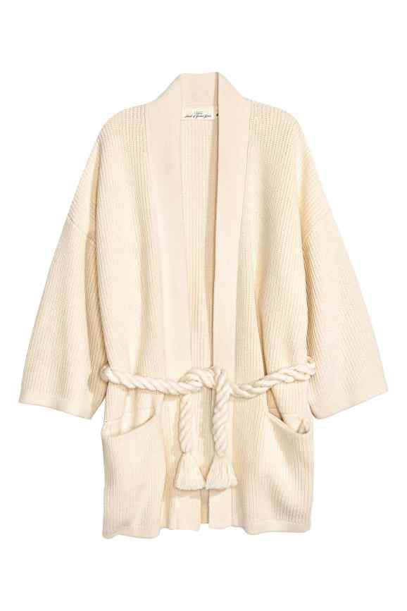 Belted Cardigan £39.99