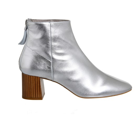 The Metallic boot £75 Office