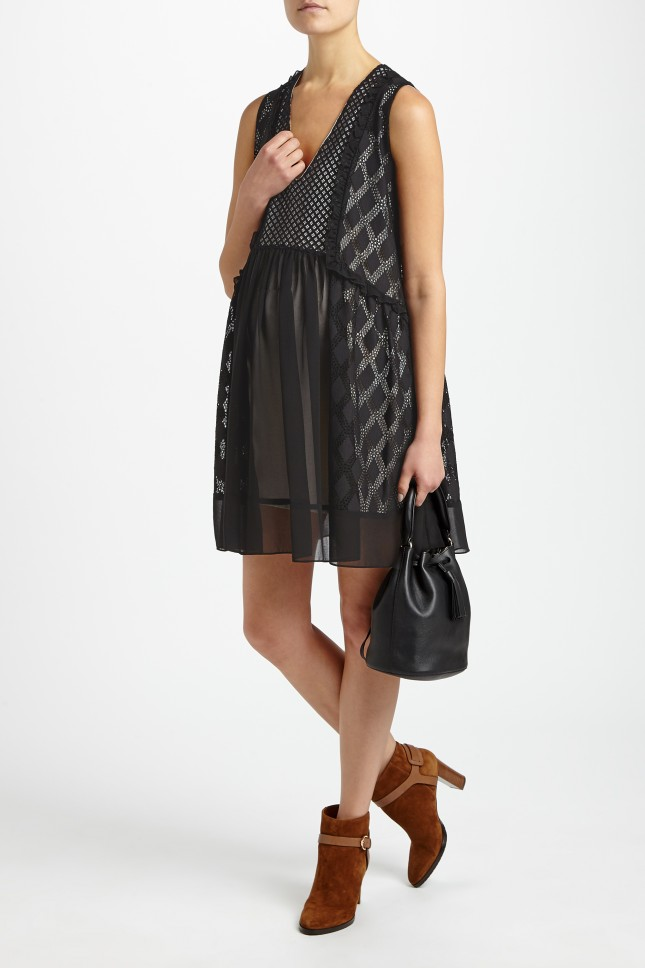 Sandro dress Was £290 now £87 (70% OFF)