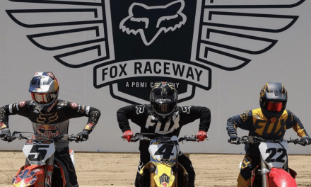 FOX RACING PARTNERS WITH PALA TO CREATE FOX RACEWAY