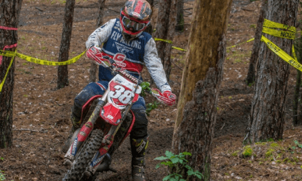 Gas Gas Rattlesnake National Enduro Report