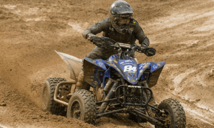 Thomas Brown Earns First Win of The Season at RedBud National