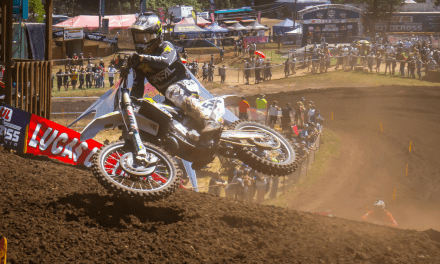 TOP-10 FINISHES FOR NICOLETTI AND HARRISON AT WASHOUGAL NATIONAL