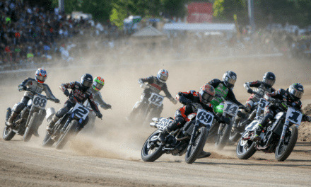American Flat Track on NBCSN Breaks 2 Million Viewers with Five Telecasts Remaining in 2018