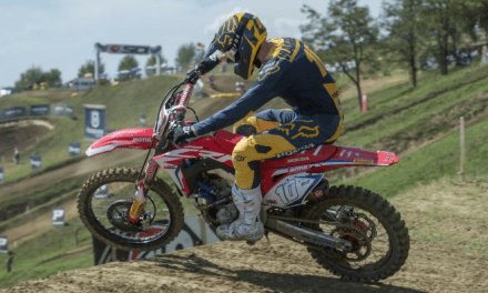 Vlaanderen out of race action after first-moto crash at Sevlievo