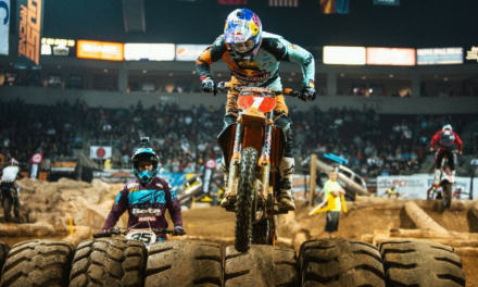 CODY WEBB WINS 2018 ENDUROCROSS OPENER