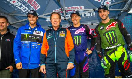 Team USA Announces 2018 Motocross of Nations Lineup