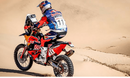 PRICE SECOND OVERALL AT 2018 ATACAMA RALLY