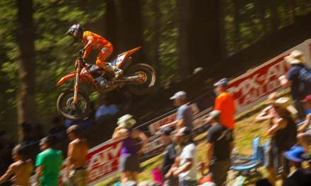 Baggett Charges to 5th, Bloss 7th at the Washougal MX | Team RMATVMC-KTM-WPS Race Report