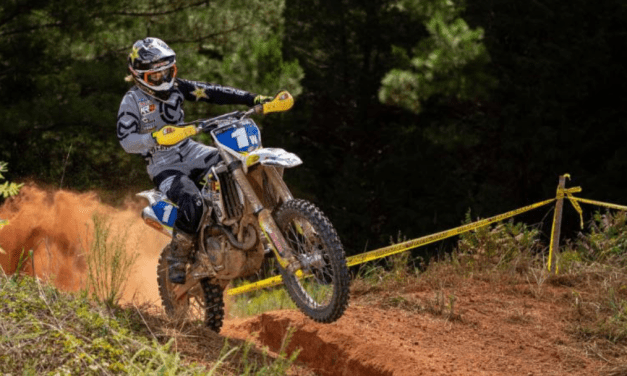 KR4/Husqvarna Team Race Report: Big Buck FGSE