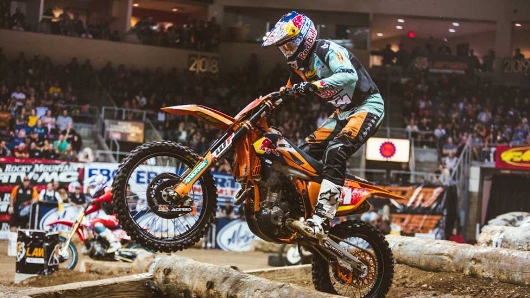 EnduroCross Round Two in Costa Mesa, California This Weekend