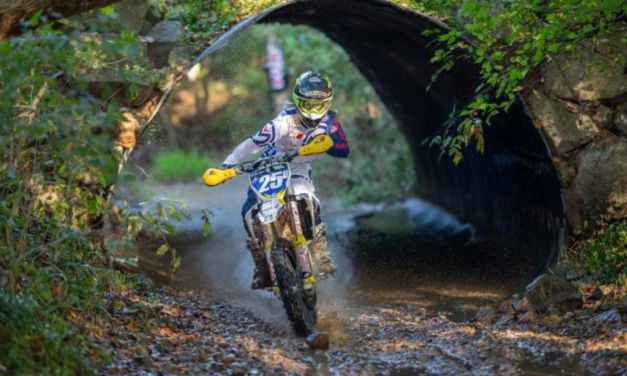 KR4/Husqvarna Team Report: Muddobbers National Enduro