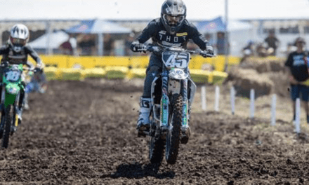 Solid Start For DPH Motorsport Husqvarna Factory Racing