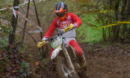 KR4/Husqvarna Team Race Report: Hidden Valley FGSE