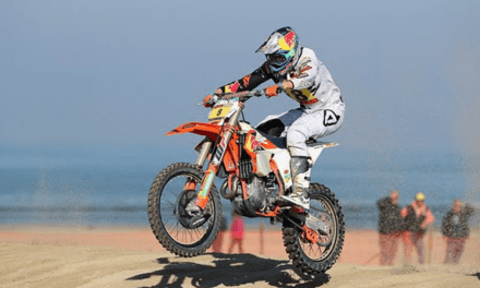 NATHAN WATSON FINISHES SECOND AT FRENCH BEACH RACE OPENER