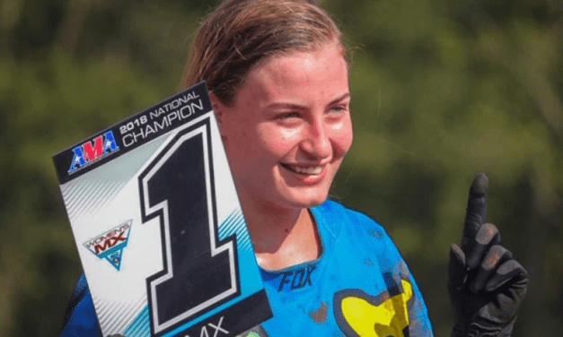 Jordan Jarvis Wins The Jessica Patterson Classic and 2018 Women's Professional Motocross Championship Title