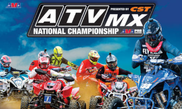 2019 ATV Motocross Series Schedule Announcement