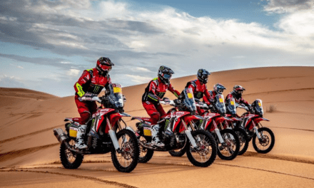 Monster Energy Honda Team all set for the 2019 Dakar Rally