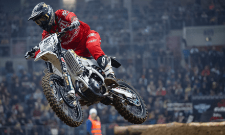 HAAKER SECURES SUPERENDURO PODIUM IN POLAND