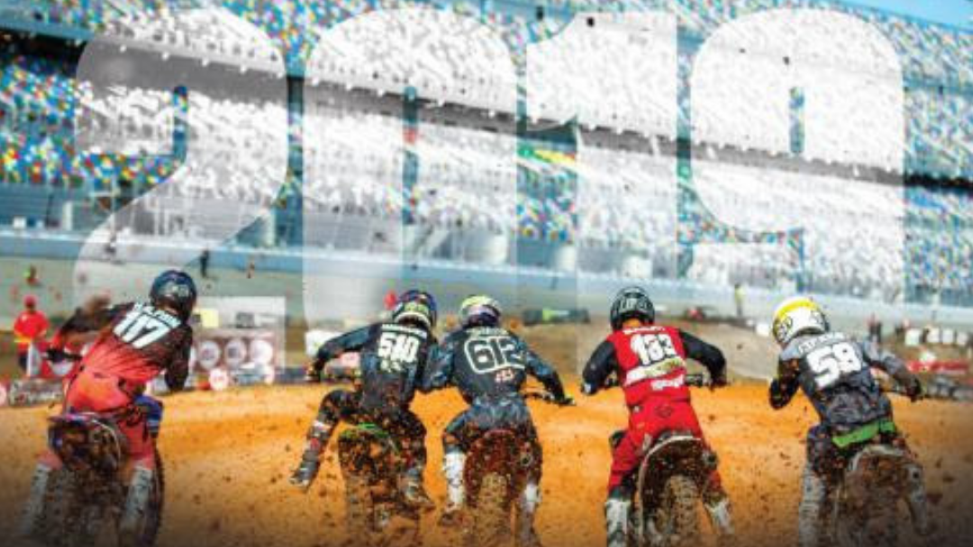 Ricky Carmichael Daytona Supercross Championship Returns to Daytona International Speedway on March 10 – 12