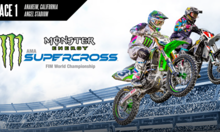 This Week in Monster Energy Supercross: Round 1 in Anaheim, CA