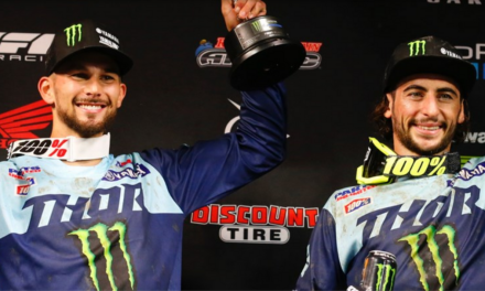 Nichols And Ferrandis Score Stunning 1-2 Finish At Anaheim I