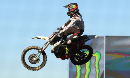 ROCKSTAR ENERGY HUSQVARNA FACTORY RACING'S JASON ANDERSON INJURED
