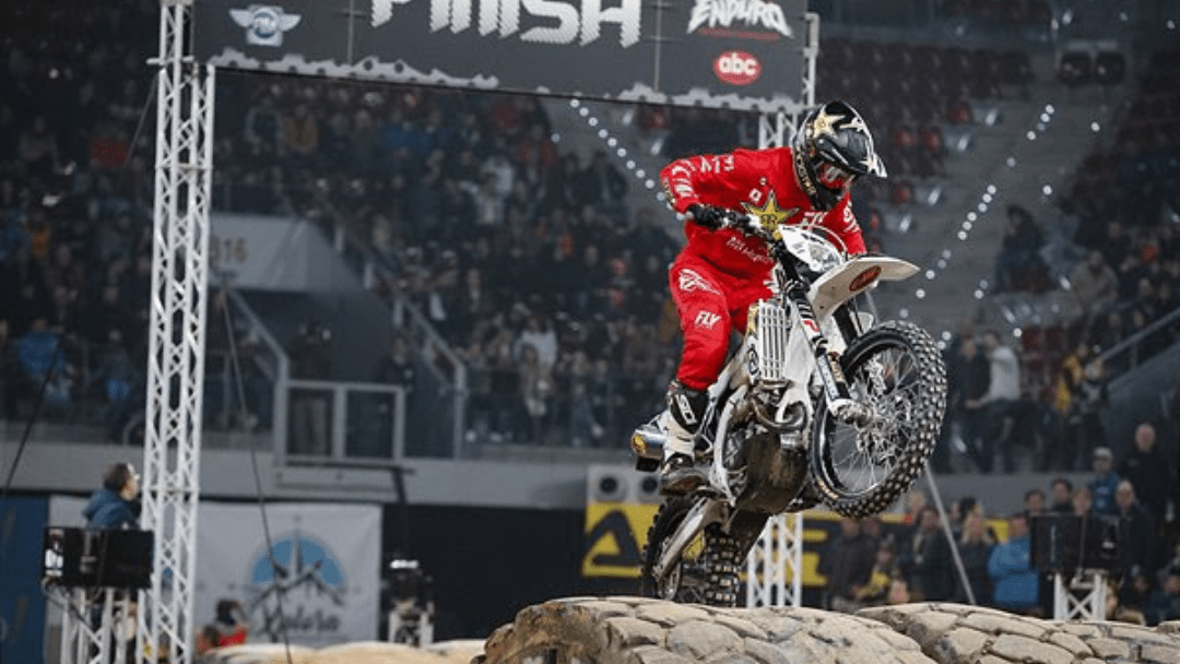 COLTON HAAKER WINS SUPERENDURO ROUND THREE