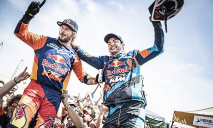 TOBY PRICE AND KTM WIN DAKAR 2019