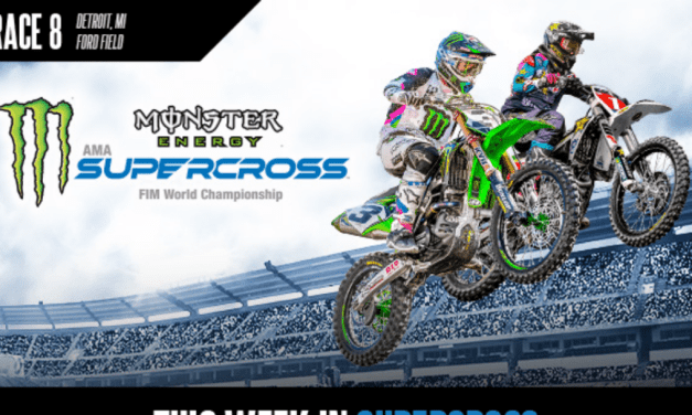 Detroit Supercross Results