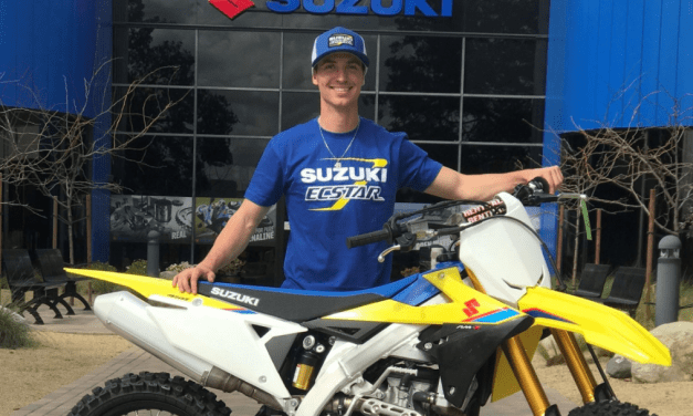 Chad Cose to Contend for AFT Singles Championship with Suzuki