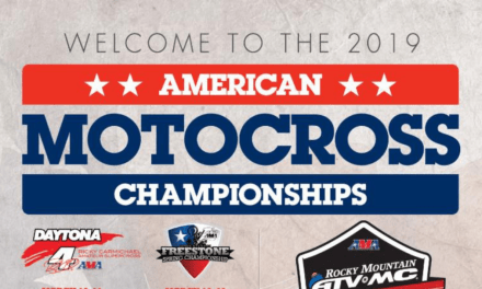 MX Sports Announces 2019 American Motocross Championships Schedule
